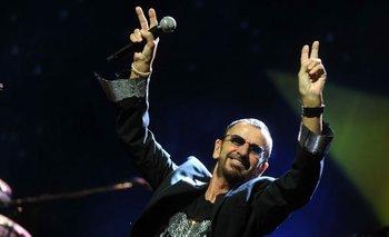 El creativo festejo de Ringo Starr para sus 80 años | Música