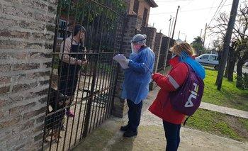 Tigre ya relevó a 21.500 vecinos   Coronavirus en argentina