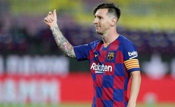 Bomba: Messi paralizó la renovación con Barcelona | Fútbol