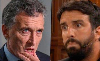 Azzaro defendió el gobierno de Alberto y destrozó a Macri | Medios