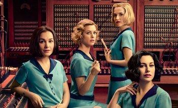 Netflix: Llega el gran final de Las Chicas del Cable  | Series