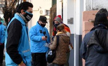 La Ciudad volvió a superar los 1.400 casos diarios | Coronavirus en argentina