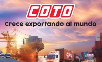 COTO. Una empresa que exporta, un país que crece | Exportación