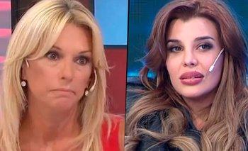 El violento cruce entre Yanina Latorre y Charlotte Caniggia | Televisión