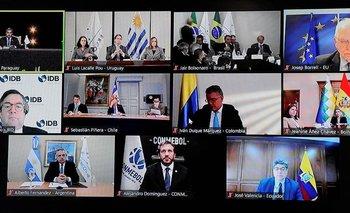 El gesto de Alberto contra la dictadura en Bolivia | Golpe en bolivia