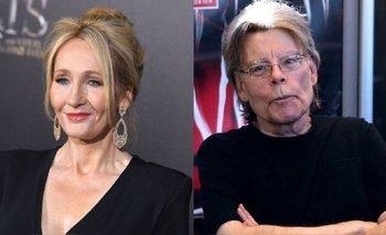 Stephen King dejó en offside a J.K Rowling por transfóbica | En redes