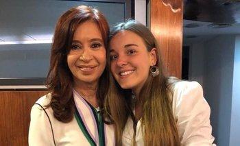 El consejo amoroso de CFK que revolucionó las redes | En redes