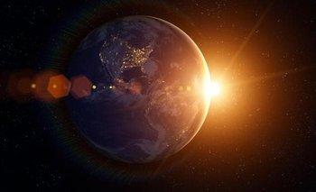 Hoy la tierra alcanzará su velocidad más baja | Espacio exterior