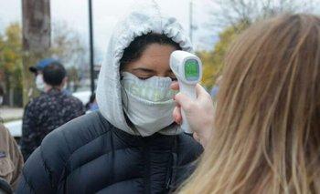 Confirmaron 3367 nuevos contagios en las últimas 24 horas | Pandemia