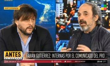 Santoro destruyó a ex funcionario de Cambiemos   Caso fabián gutiérrez