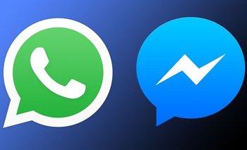 Primeras pistas de la integración entre WhatsApp y Facebook | Celulares