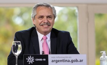 Alberto Fernández anunció un plan de obras en la Patagonia | Anuncios