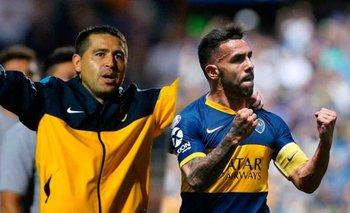 Tevéz habló con Riquelme y seguirá en Boca   Fútbol