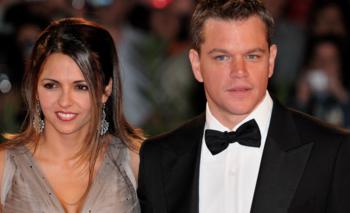 El día que Matt Damon se enamoró de una mujer salteña   Cine