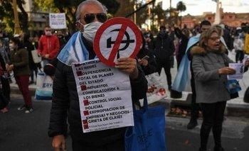 "Coronavirus: Cahn apuntó contra la ""campaña anticuarentena"" | Coronavirus en argentina"