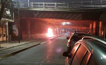 Prendieron fuego y asesinaron a una persona en situación de calle | Violencia