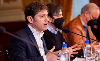 Kicillof anunció importantes medidas para el empleo público   Coronavirus en argentina