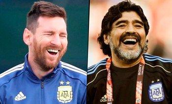 Se comparó con Messi y Maradona: lo liquidaron en redes | Medios
