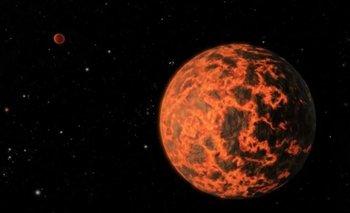 La NASA descubrió un planeta que no debería existir | Espacio exterior