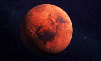 Los tres países que enviarán misiones a Marte en julio | Espacio exterior