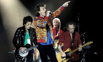 Bomba: Los Rolling Stones lanzan un tema inédito   Música