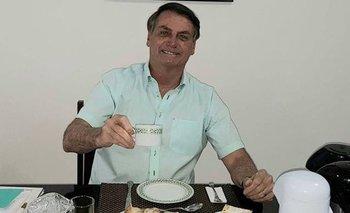 Insólito: Bolsonaro aseguró que preservó la vida en Brasil | Coronavirus