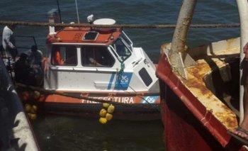 Hallan el cuerpo de un marinero flotando en aguas del puerto   Mar del plata