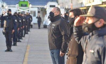 La ferviente arenga Berni a la Policía por el 9 de Julio | Día de la independencia