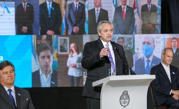 La foto de Pelegrina con Alberto calentó la interna en la SRA   Política
