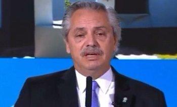 El alentador mensaje de Alberto Fernández sobre el futuro | 9 de julio