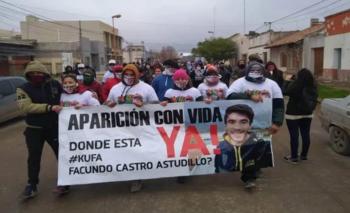 Caso Facundo Castro: apuntan a La Bonaerense y piden garantías | Violencia institucional