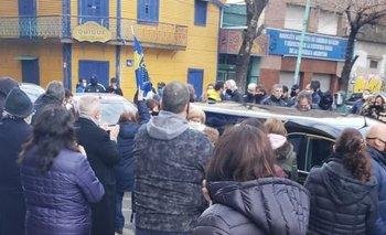 Rompieron la cuarentena por el funeral de un ex dirigente  | Fútbol