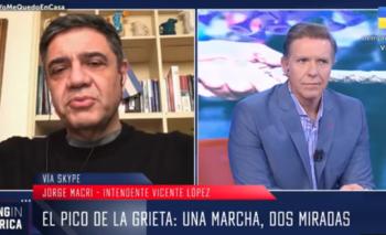 Jorge Macri, lapidario contra los diputados de JxC | Juntos por el cambio