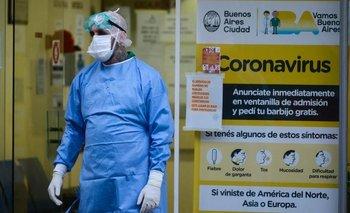 El dramático mapa de coronavirus en el sur de la Ciudad | Coronavirus en argentina
