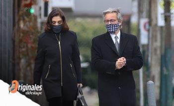 Espionaje ilegal: autorizaron a Silvia Majdalani a viajar a Uruguay | Espionaje ilegal