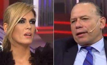 Furiosa pelea entre Canosa y Berni por Macri | Televisión