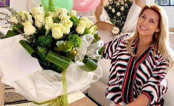 Fabiola Yáñez cumplió años y lo festejó con Alberto Fernández   Coronavirus en argentina