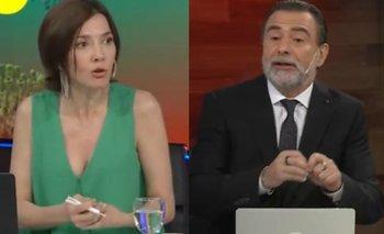 Arde Telefe: Se pudrió todo entre Cristina Pérez y Sietecase | Televisión