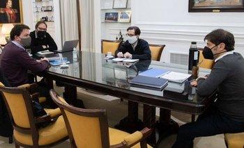 Reunión clave por reiterados cortes de luz en el conurbano   Cuarentena obligatoria