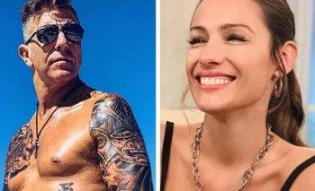 Insólito: Pampita le robó a Fantino un truco de belleza | Televisión