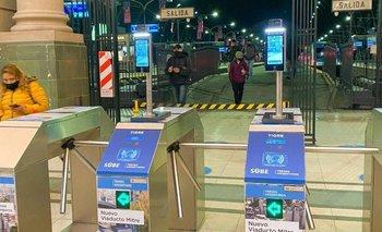 Línea Mitre: instalan equipos que miden la temperatura  | Coronavirus en argentina