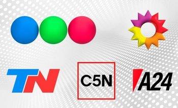 Crisis de rating: TN y C5N se sacan chispas y A24 mete presión | Medios