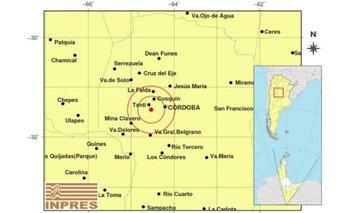 Terremoto en Córdoba: temblor en la Capital y Alta Gracia | Córdoba