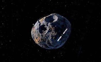 La NASA descubre un asteroide que podría hacernos ricos | Espacio exterior
