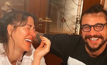 La foto de Daniel Osvaldo y Jimena Barón que confirma el romance   Farándula
