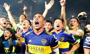 Los 5 goles más importantes de Tevez con la camiseta de Boca | Fútbol