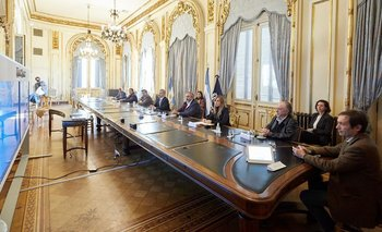 Reunión clave para la creación de un Consejo Económico y Social | Crisis económica