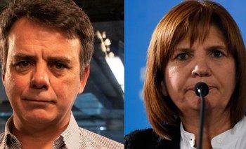 Bullrich defendió a Macri se peleó con Tato Young al aire | Medios