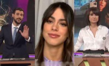 El comentario de Santillán y Leuco que incomodó a Tini Stoessel   Canal 13