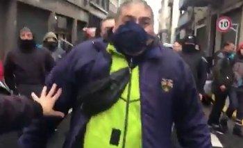 Atacan a Mercedes Ninci en medio de una protesta  | Medios